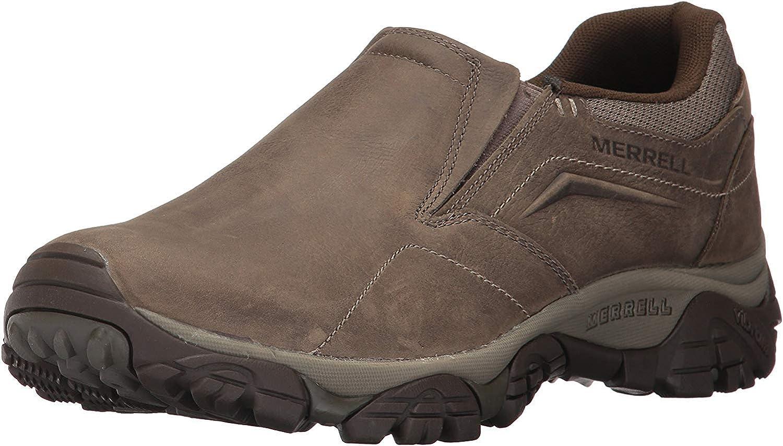 Merrell Men's Moab Max 85% OFF Adventure Shoe Hiking Max 52% OFF MOC
