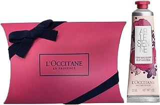 【Amazon.co.jp限定】 ロクシタン(L'OCCITANE) リボンアルル ハンドクリーム 30ml ギフトBOX入り リボンブーケ フローラル セット