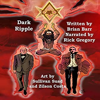 Dark Ripple: When Lovecraft Met Crowley audiobook cover art