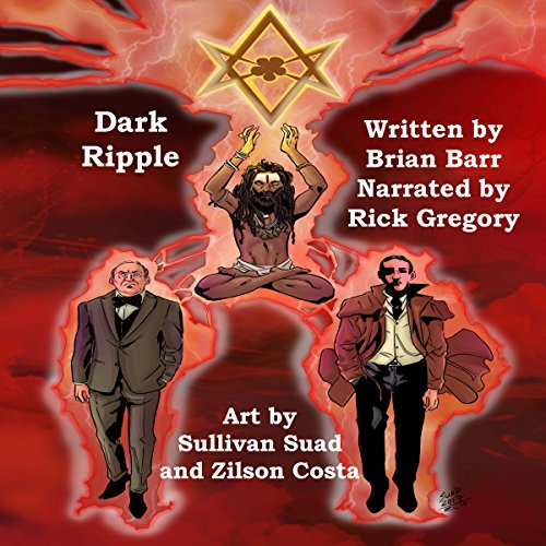 Dark Ripple: When Lovecraft Met Crowley cover art