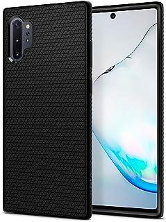 Spigen Samsung Galaxy Note 10 Plus Case, Flexible Thin TPU Black