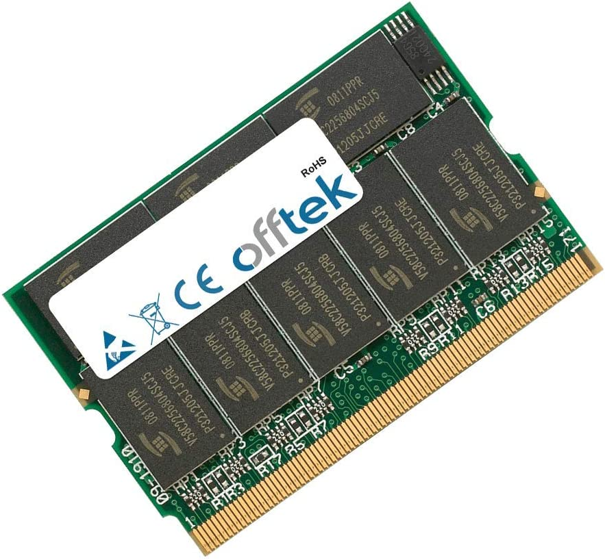 OFFTEK 256MB Replacement RAM Department store Memory for VGN-T15C Vaio Super-cheap S PC Sony