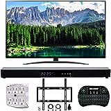 LG 55SM8600PUA 55' 4K HDR Smart LED NanoCell TV w/AI ThinQ 2019 Model with Home...