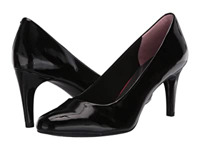 Rockport Total Motion Arabella Pump (Black Patent) Women