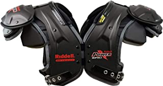 Riddell Power SPK+ Adult Football Shoulder Pads - QB/WR