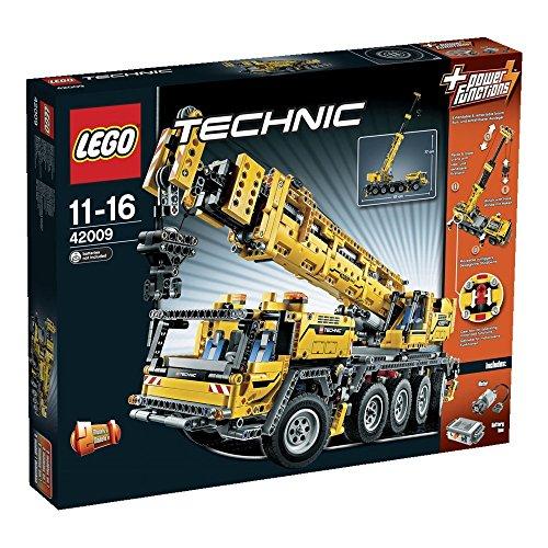 LEGO Technic - Juego de Montaje de grúa (42009)