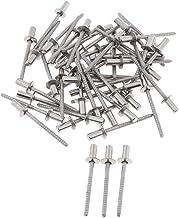 4 mm Blindnieten Typ A Kuppelkopf Edelstahl DIN 7337