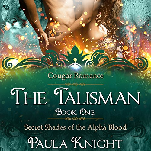 Cougar Romance: The Talisman audiobook cover art