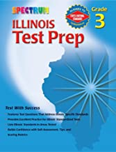 Spectrum Illinois Test Prep, Grade 3