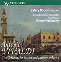 Vivaldi: 5 Concerti for Bassoon