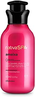 Nativa SPA Ameixa Loção Hidratante Corporal Desodorante, 400ml - Boticário
