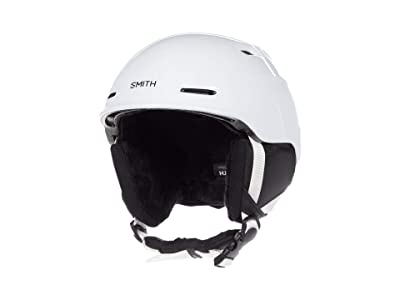 Smith Optics Zoom Junior Snowboard Helmet (White) Snow/Ski/Adventure Helmet