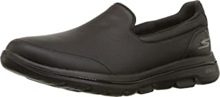 SKECHERS GO WALK 5 Womens Shoes,Black (Black