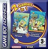 2 Games in 1 - SpongeBob Squarepants: Supersponge +  Revenge of the Flying Dutchman