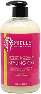 mielle honey and ginger styling gel