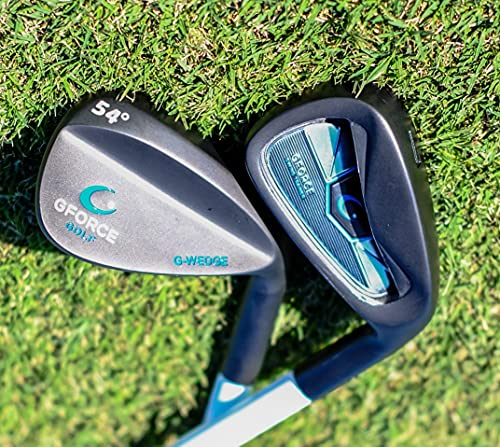 GForce Swing Trainer Wedge - Voted GolfWRX Top Training Aid - PGA Support Centre - Free PGA Training Videos On YouTube - Trusted on Tour & by 1000's of Amateurs