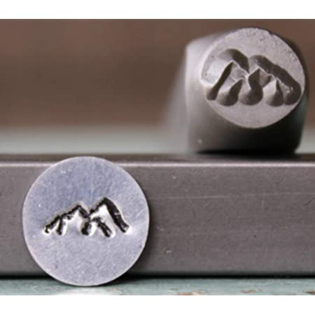268 Supply Guy 8 mm Rocky Mountain rangemetal Punch Design Timbre sgch