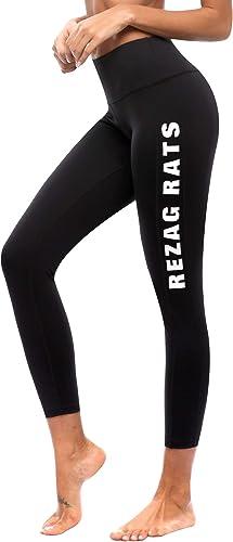 Eono Essentials Wohommes Printed Yoga Pants (noir  2, petit)