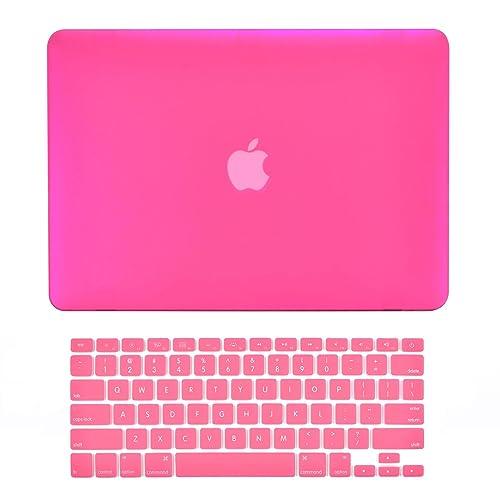 huge discount d2aaa d95e6 Macbook Case Pink: Amazon.com