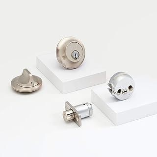 سطح لمسی ، کوچکترین و توانمندترین قفل هوشمند تاکنون. ورود بدون کلید با استفاده از لمس ، کارت کلید یا تلفن هوشمند. بلوتوث فعال شده ، سازگار با HomeKit - نیکل ساتن
