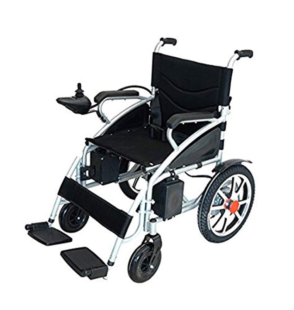 COMFY Electric Wheelchair Foldable Wheelchairs