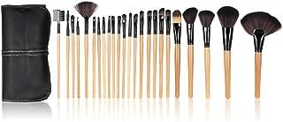 Anself - Set de brochas profesionales para maquillaje kit 24