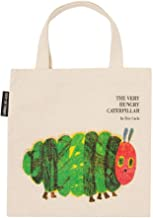 Out of Print World of Eric Carle, The Very Hungry Caterpillar Tote Bag