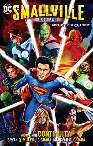Smallville Volume 9: Continuity (Smallville Season Eleven)