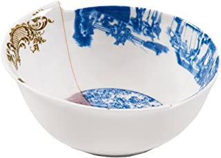 SELETTI Ciotola in Porcellana /Ø Cm.17,5 H.7,5Hybrid-Bauci