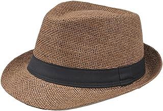 a8f42011ea88 Amazon.es: Marrón - Sombreros Panamá / Sombreros y gorras: Ropa