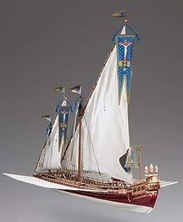 Dusek La Real Spanish Row Galley - Model Ship Kit