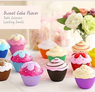 Goolsky Fashion Cartoon Lovely Surprise Cupcake Princess Doll Mini Beautiful Cute Cake Doll Toys Birthday Present for Girls