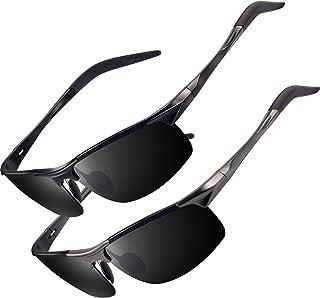 Sports Polarized Sunglasses for Men - Feirdio Mens Sports...