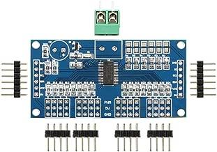Idyandyans 16 Channel 12-bit Board PWM/Servo Driver-I2C Interface PCA9685 Module for Raspberry Pi Shield Module Servo Shield DIY