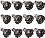 Volant de badminton à plumes noires