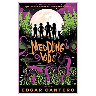 Meddling Kids     A Novel              By:                                                                                                                                 Edgar Cantero                               Narrated by:                                                                                                                                 Kyla Garcia                      Length: 12 hrs and 54 mins     923 ratings     Overall 4.0