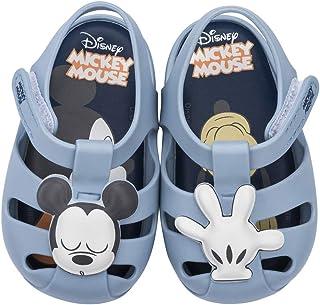 Sandália Sweet Dreams Recém Nascidos, Disney, Azul, 13
