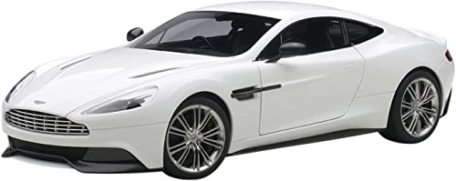calidad oficial AUTOart 70250 70250 70250 Aston Martin Vanquish 2015 1 18 blanco  gran venta