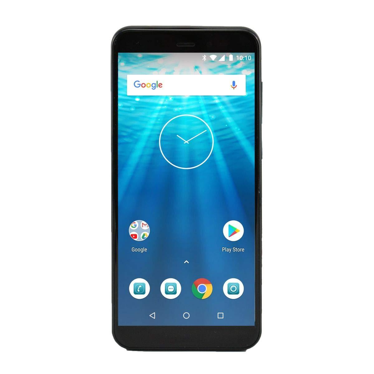 Qilive Q10 - Smartphone (16 GB, 5,7 Pulgadas, Doble SIM, 4G), Color Negro: Amazon.es: Electrónica