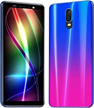 Điện thoại di động Android – Smart Mobile Phone,R17 5.5in Multi-Language 3G Network Smartphone,3+32G,Face Recognition and Dual Card Dual Standby,Operating System for Android6.0,100-240V Purple(US)