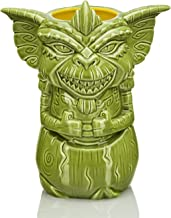 Geeki Tikis Gremlins Stripe Mug | Official Gremlins Collectible Tiki Style Ceramic Cup | Holds 23 Ounces