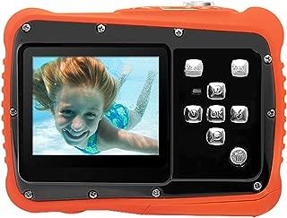 Pellor 子供用デジタルカメラ 子供カメラ デジタルカメラ 3M防水 12MP画素 2インチ 耐衝撃性 録画 マイク内蔵 かわいい トイカメラ 子供プレゼント 日本語説明書