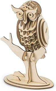 woodcraft construction kit owl