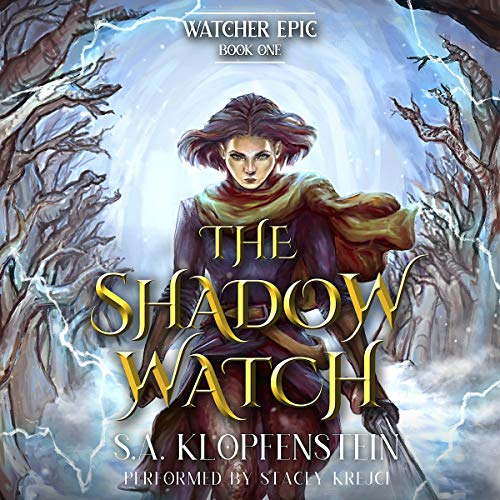 The Shadow Watch cover art