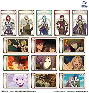 盾の勇者の成り上がり アクリルトレーディングカード 第二弾 1ボックス(15個セット)【グッズ】