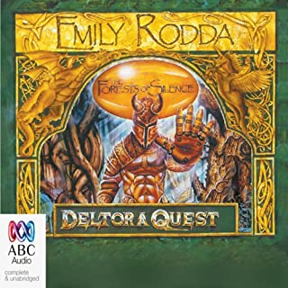 The Forests of Silence     Deltora Quest, Book 1              By:                                                                                                                                 Emily Rodda                               Narrated by:                                                                                                                                 Ron Haddrick                      Length: 3 hrs     72 ratings     Overall 4.8