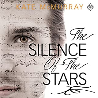 The Silence of the Stars audiobook cover art