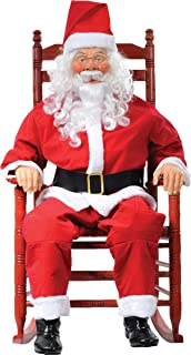 Best rocking chair santa Reviews