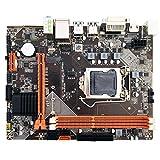 Yoging - Placa base B75 M.2 DDR3 de 1155, compatible con los gráficos integrados en el procesador LGA 1155