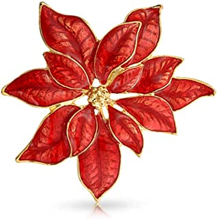 christmas brooches and pins